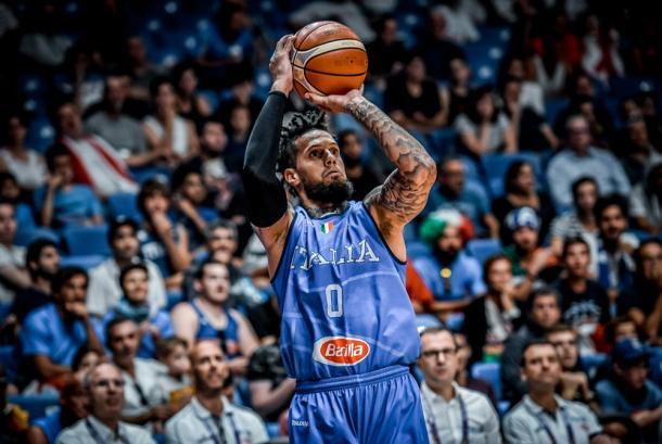 Daniel Hackett in azione. FOTO FIBA