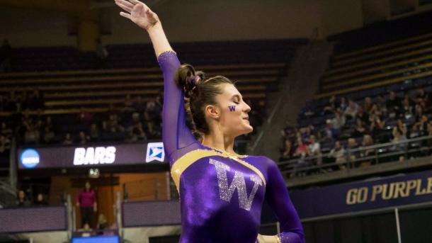  Hailey Burleson Pic: flogymnastics.com 
