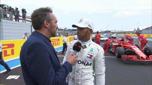 Formula 1, Hamilton vola nelle seconde libere. Ferrari lontane
