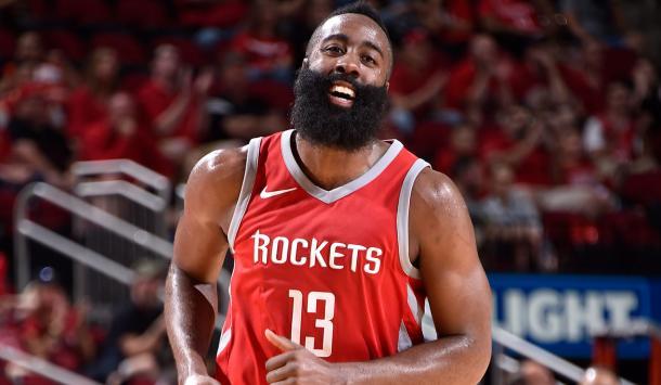 Harden disfruta sintiéndose el MVP de la temporada / NBA.com