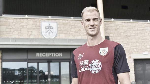 Joe Hart | Burnley FC