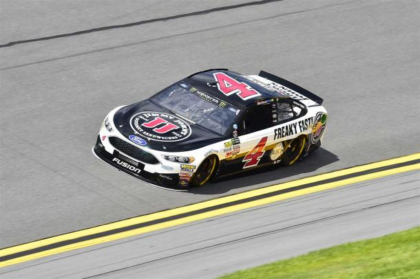 Kevin Harvick starts in the top 10 as Ford look strong for back to back wins | Picture Credit: John K. Harrelson NKP via Nascar.com