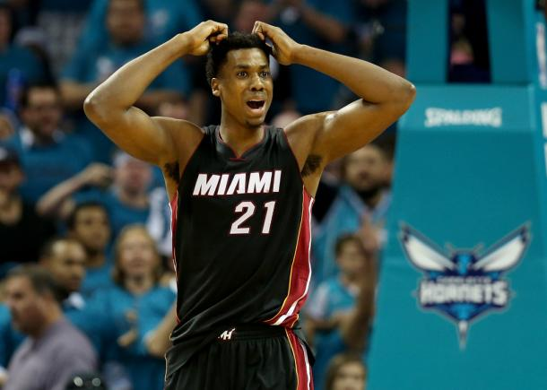 Hassan Whiteside is set to make a lot of money but which team will pay him the bi bucks? Photo: Streeter Lecka/Getty Images North America