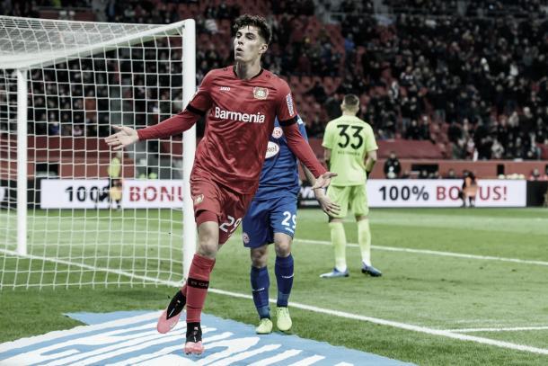 Foto: Reprodução / Bayer Leverkusen