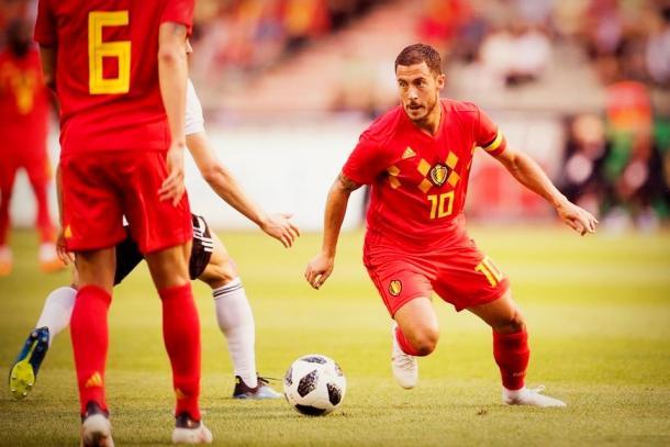 Camisa 10 da Bélgica saiu ainda mais valorizado após a Copa da Rússia (Divulgação/Bélgica)