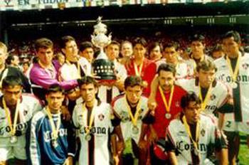 (Atlas fue subcampeón en 1999 | Foto: Femexfut)