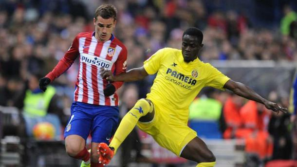Bailly was an important payer for Villarreal last season (Photo: Getty Images)