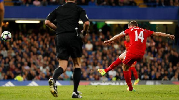 Il capolavoro di Henderson all'andata, www.premierleague.com