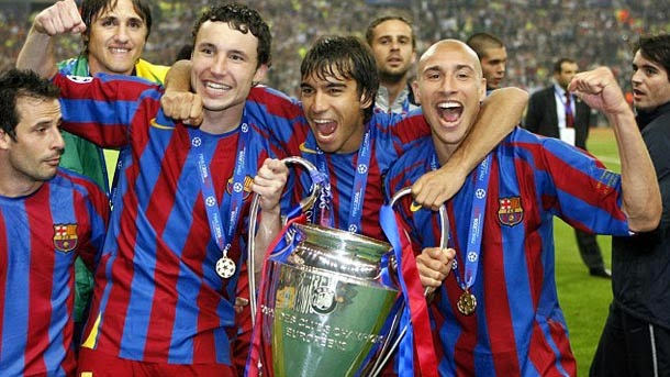 Segunda Champions azulgrana (foto:fcbarcelonanoticias)