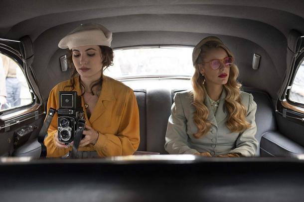 Ivana Baquero y Alejandra Onieva | Fuente: IMDb