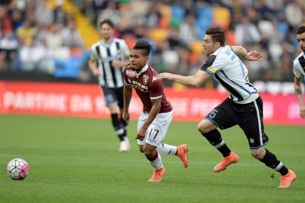 Martinez, protagonista del 5-1 dello scorso anno - Foto Sportmediaset