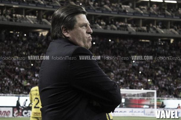 Dolorosa derrota de América en León