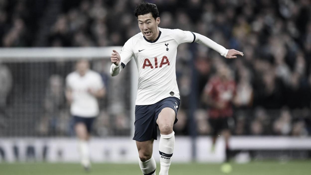 Heung-Min Son./ Foto: Premier League