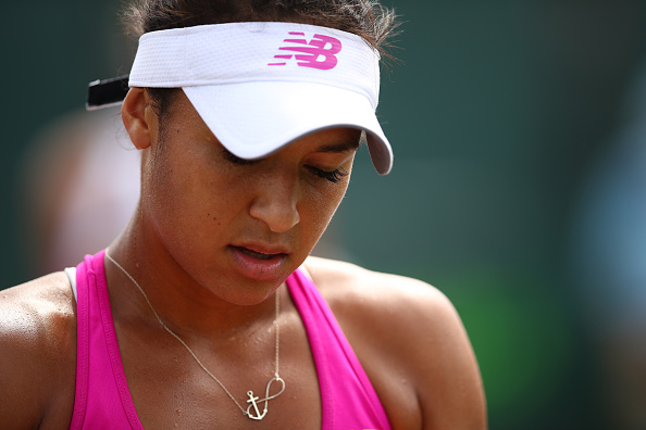 Heather Watson Shows Her Disappointment During The Match. Photo: Clive Brunskill/Getty Images