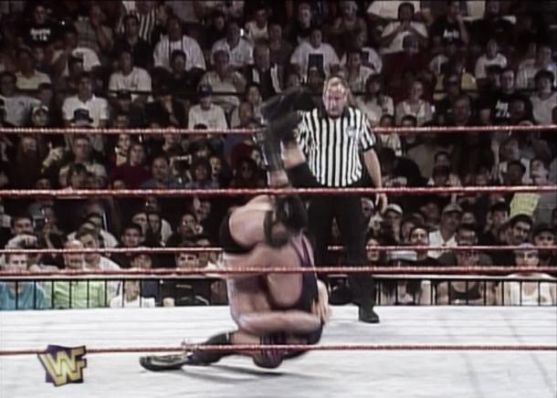 The move that broke 'Stone Cold' Steve Austin's neck (image: prowrestlingstories.com)