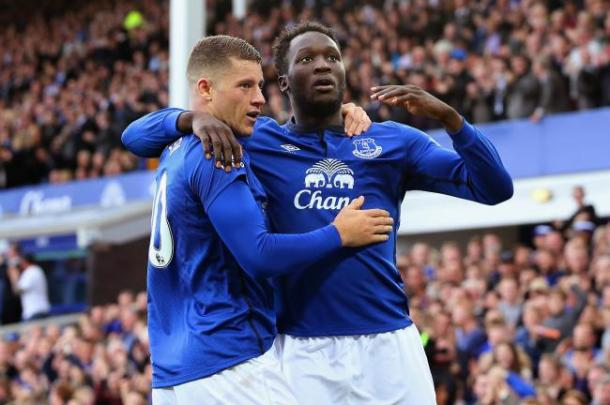 Ronald Koeman will be hoping to get the best out of Ross Barkley and Romelu Lukaku this season. | Photo: Getty Images