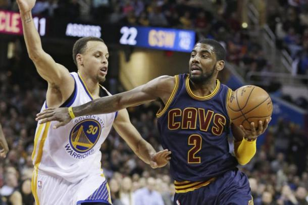 Durant e Curry da sogno. Dominio Warriors sui Cavs