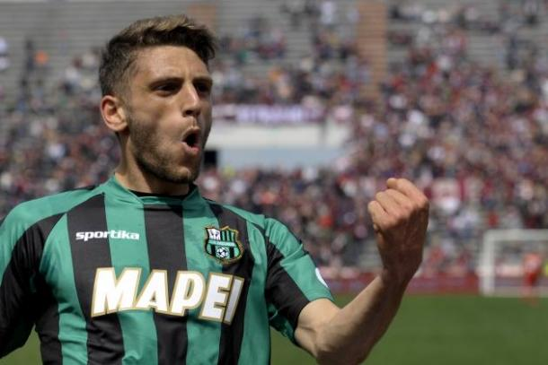 Berardi celebrates | Photo: bleacherreport.com