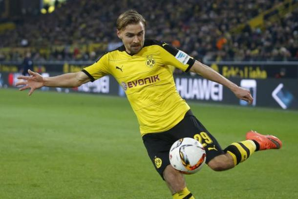 Schmelzer played 26 games for the Yellow Blacks last season