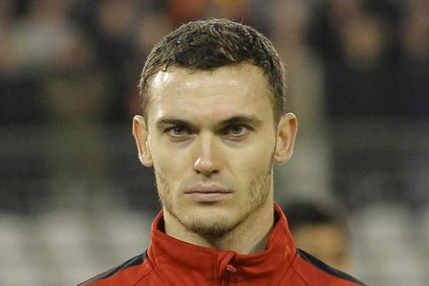 Vermaelen is set to miss out for the Group E opener (Photo: Getty Images)