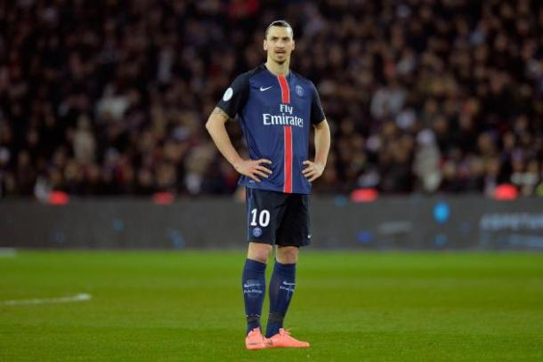Ibrahimovic will be able to join United on a free transfer (Photo: Getty Images)