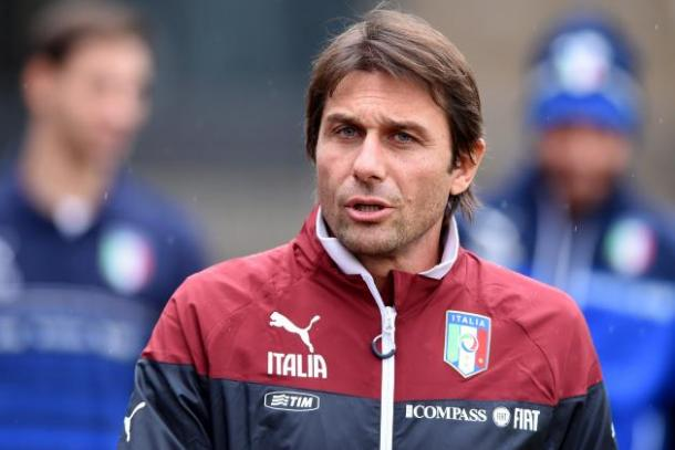 Antonio Conte will be in charge of Italy up to Euro 2016 (image via: bleacherreport)