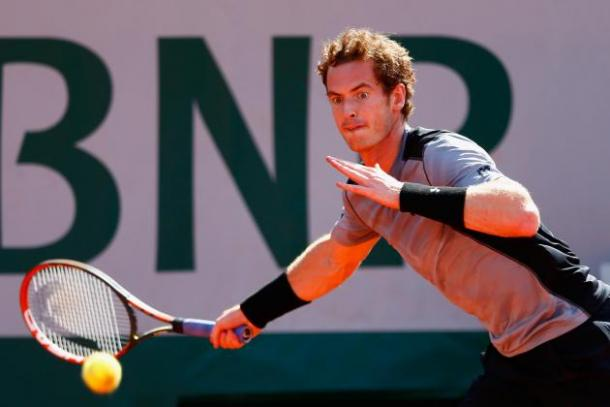Murray has reached the semifinals of the French Open on three previous occasions. Photo: Getty Images