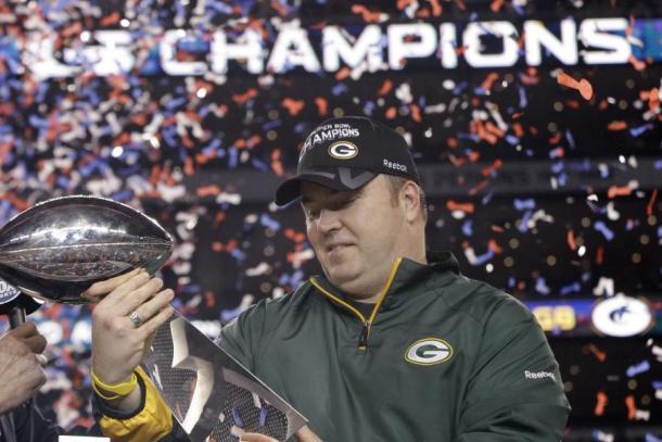 La última charla de McCarthy con los Green Bay Packers