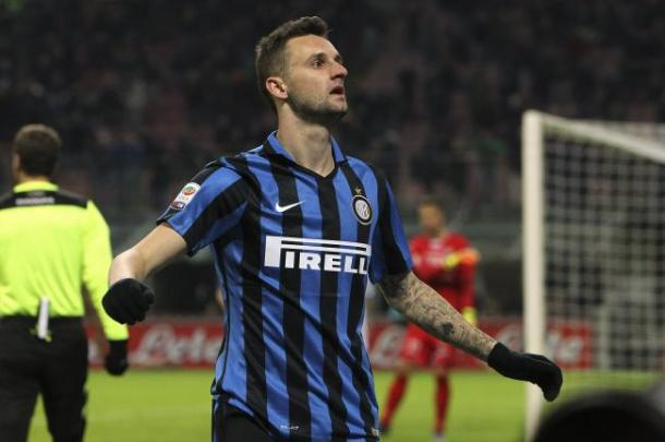Brozovic in action last season | Photo: fotbalportal.cz