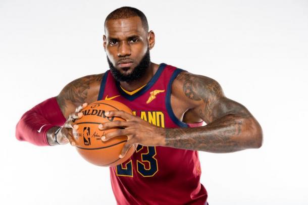 LeBron quiere recuperar la corona. | Fotografía: Getty Images