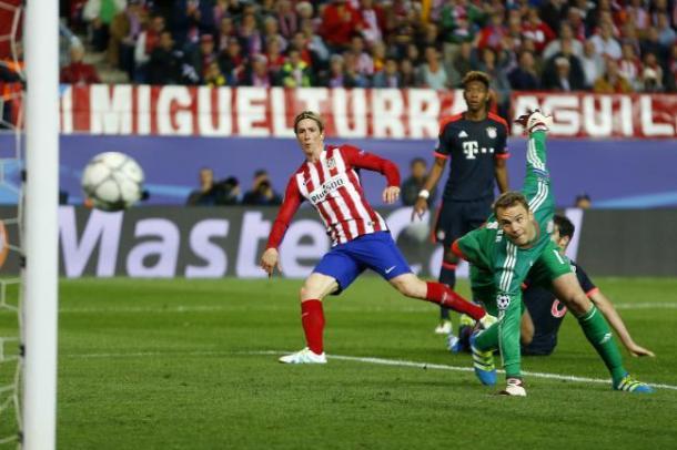 Fernando Torres tentou ampliar a vantagem, mas sem sucesso // Foto: Francisco Seco/Associated Press