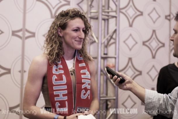 Morgan Proffitt joins a talent laden Chicago Red Stars club   Source: Jenny Chuang - VAVEL USA