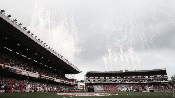 La despedida de Highbury tras 93 años   Foto: Arsenal