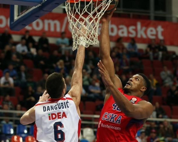 Kyle Hines, decisivo nel successo del CSKA | Euroleague.net