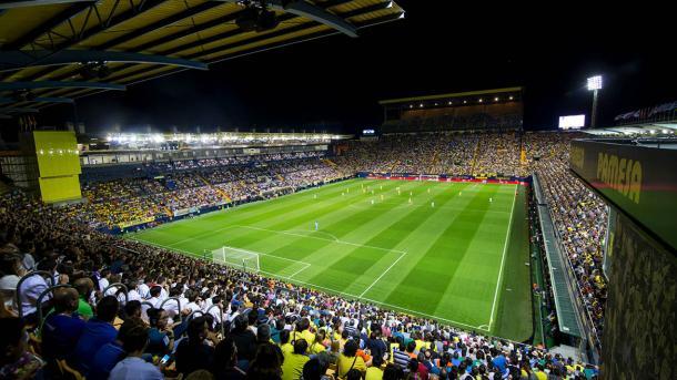 Estadio de la cerámica | Foto: Villarreal CF