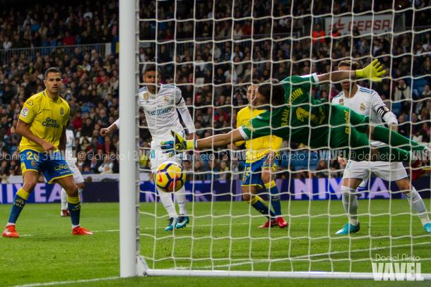 Momento do gol brasileiro