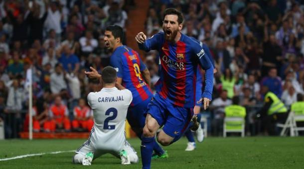 Argentino decidiu... mais uma vez | Foto: Getty Images