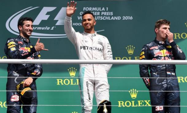 Foto: Mercedes AMG Petronas