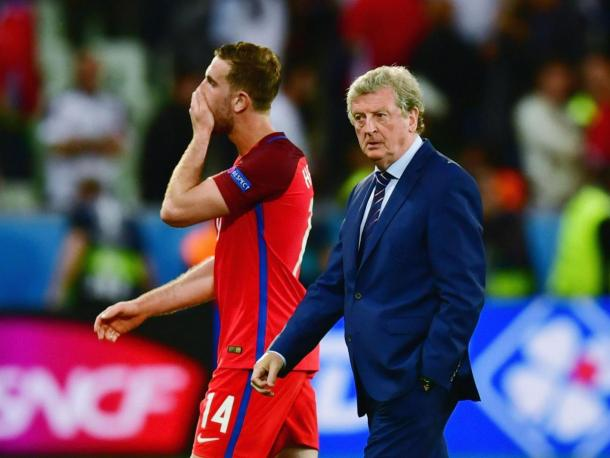 Hodgson saw his side drop to second in the group behind Wales (Photo: Getty Images)