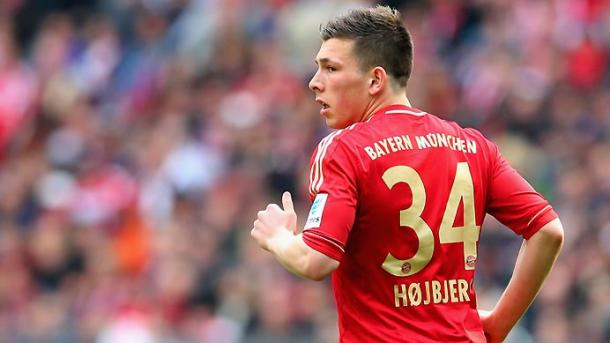 Hojbjerg is set to sign for Saints in the coming days (photo: Getty)