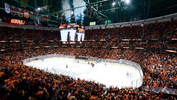 Honda Center. Foto: www.nhl.com