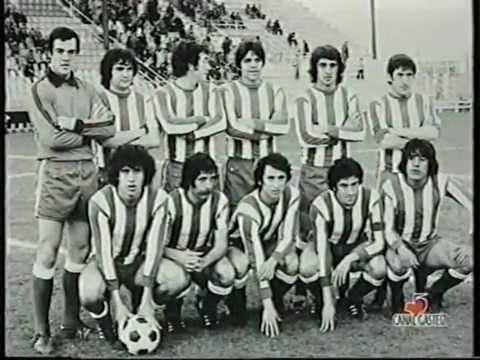 Equipo histórico del deportivo Alavés. Fuente: youtube.com
