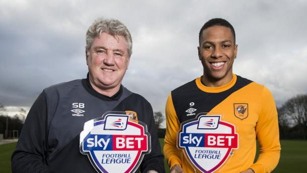 Hull fans will be hoping both Bruce and Hernandez stay (photo : Sky Sports )