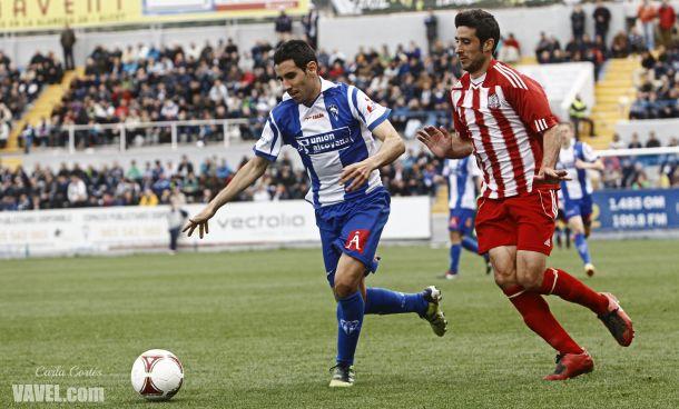 El Alcoyano buscará olvidar el 4-0 copero contra el Toledo   Carla Cortés - VAVEL