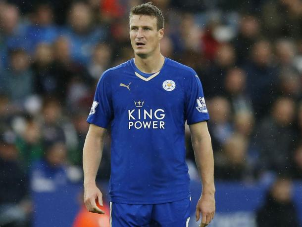 Robert Huth will be unavailable for the champions due to suspension | Photo: Getty