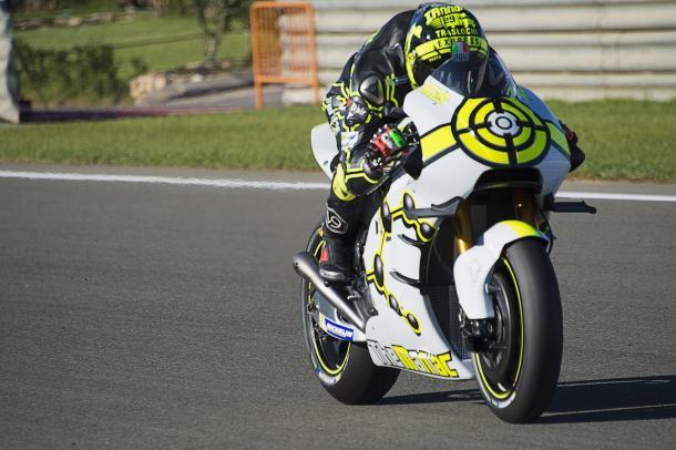 Andrea Iannone sulla Suzuki 2017