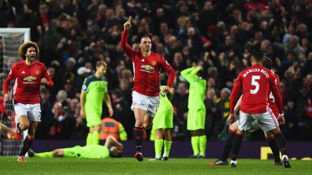 Doppio pareggio nella scorsa stagione, Ibra decisivo nel finale nell'1-1 di Old Trafford