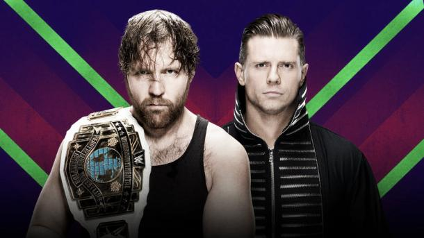 Can Ambrose avoid being disqualified? Photo-WWE.com
