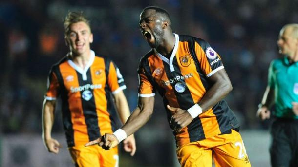 Diomande struck a brace in the Exeter win (Photo: Getty Images)