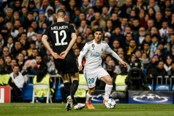 Essencial contra o PSG, meia poderia pintar na volta | Foto: Getty Images